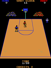 Thumb image for Jump Shot mame emulator game