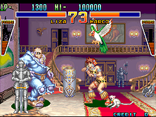 Thumb image for Kaiser Knuckle (Ver 2.1O 1994/07/29) mame emulator game