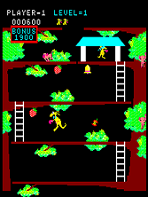Thumb image for Kangaroo (Atari) mame emulator game