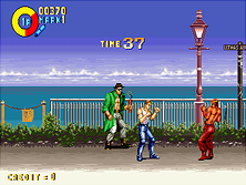Thumb image for Karate Blazers (Japan) mame emulator game