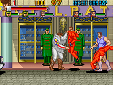 Thumb image for Knuckle Bash mame emulator game