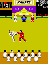 Thumb image for Karate Champ (US VS version) mame emulator game