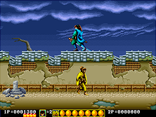 Thumb image for Ken-Go mame emulator game