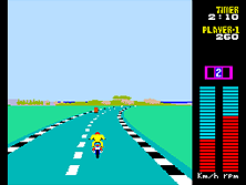 Thumb image for Kick Start Wheelie King mame emulator game