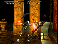 Thumb image for Killer Instinct (proto v4.7) mame emulator game