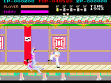 Thumb image for Kung-Fu Master (Data East) mame emulator game