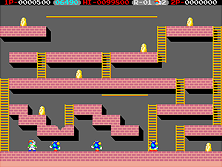 Thumb image for Lode Runner II - The Bungeling Strikes Back mame emulator game