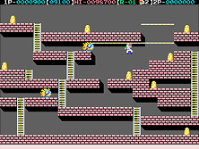Thumb image for Lode Runner IV - Teikoku Karano Dasshutsu mame emulator game