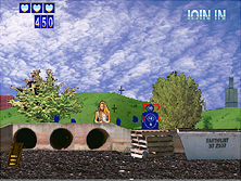 Thumb image for Lethal Justice mame emulator game