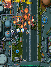 Thumb image for Super Spacefortress Macross / Chou-Jikuu Yousai Macross mame emulator game