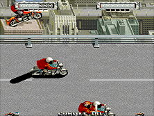 Thumb image for Mad Motor mame emulator game