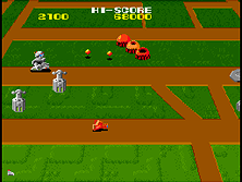 Thumb image for Mag Max mame emulator game