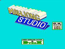 Thumb image for Mahjong Studio 101 [BET] (Japan) mame emulator game