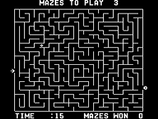 Thumb image for Amazing Maze mame emulator game