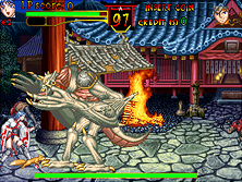 Thumb image for Oni - The Ninja Master (Japan) mame emulator game