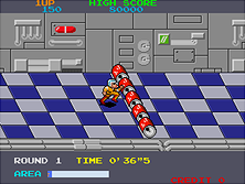 Thumb image for Metro-Cross (set 2) mame emulator game