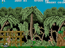 Thumb image for M.I.A. - Missing in Action (Japan) mame emulator game