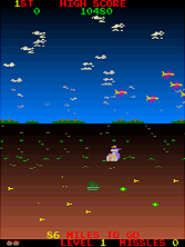 Thumb image for Minefield mame emulator game
