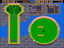 Thumb image for Mini Golf (set 2) mame emulator game