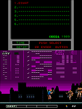 Thumb image for Cyber Police ESWAT: Enhanced Special Weapons and Tactics (Mega-Tech) mame emulator game