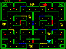 Thumb image for Mouse Trap (version 5) mame emulator game