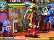 Thumb image for Marvel Vs. Capcom: Clash of Super Heroes (Euro 980123) mame emulator game