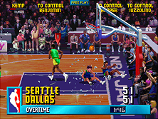 Thumb image for NBA Jam (rev 2.00 02/10/93) mame emulator game
