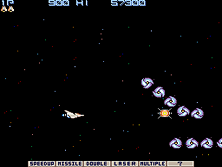 Thumb image for Gradius mame emulator game