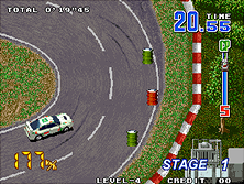 Thumb image for Neo Drift Out - New Technology mame emulator game