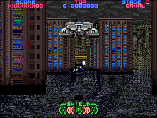 Thumb image for Night Striker (World) mame emulator game