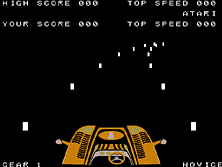 Thumb image for Night Driver mame emulator game