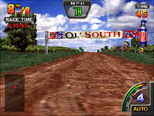 Thumb image for Off Road Challenge (v1.10) mame emulator game