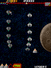 Thumb image for Omega Fighter mame emulator game