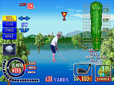 Thumb image for Golfing Greats 2 (ver JAC) mame emulator game
