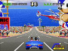 Thumb image for OutRunners (World) mame emulator game