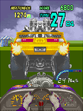 Thumb image for Over Drive mame emulator game