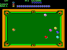 Thumb image for Perfect Billiard mame emulator game