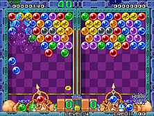 Thumb image for Puzzle Bobble / Bust-A-Move (Neo-Geo) (set 1) mame emulator game
