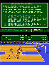 Thumb image for Double Dribble (PlayChoice-10) mame emulator game