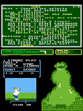 Thumb image for Golf (PlayChoice-10) mame emulator game