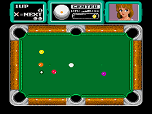 Thumb image for Super Pool III (English) mame emulator game