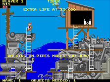 Thumb image for Peter Pack-Rat mame emulator game