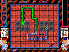 Thumb image for Pipe Dream (Japan) mame emulator game