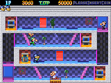 Thumb image for Pipi & Bibis / Whoopee!! (Z80 sound cpu) mame emulator game