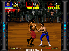 Thumb image for Pit Fighter (Japan, 2 players) mame emulator game