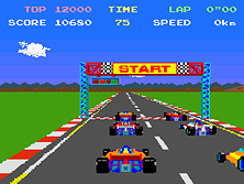 Thumb image for Pole Position mame emulator game