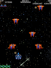 Thumb image for Pollux (set 1) mame emulator game