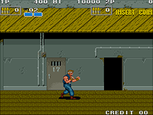 Thumb image for P.O.W. - Prisoners of War (US version 1) mame emulator game