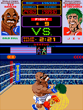 Thumb image for Punch-Out!! mame emulator game