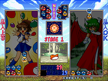 Thumb image for Puyo Puyo Sun (J 961115 V0.001) mame emulator game